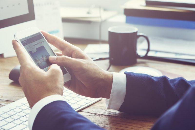 Обновление новостей Мобильная концепция новостной ленты